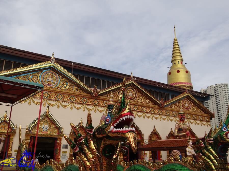 معبد وات چایا مانگ کالارام