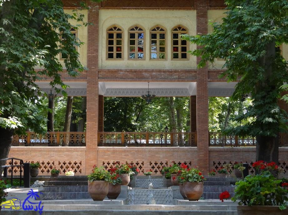 باغ ایرانی تهران 1