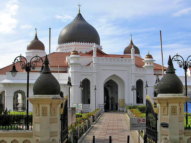 مسجد کاپیتان کِلینگ