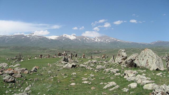 استون هنج ارمنستان