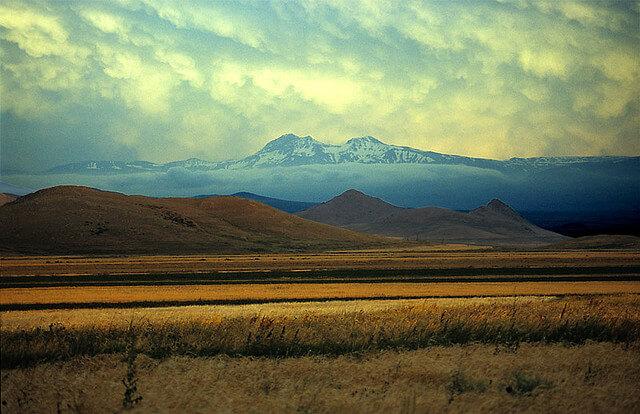 کوه های قفقاز کوچکتر