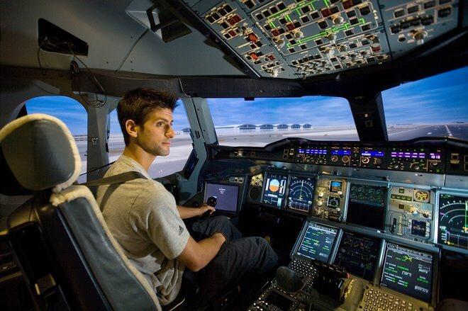 تجربه A380امارات