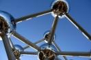 بروکسل - نماد معماری نوین اتومیوم(Atomium)