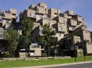 مونترال - مسکن 67 (Habitat 67)