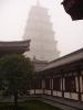 شیآن - معبد برزگ غاز وحشی