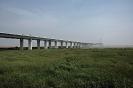 چین - پل هانگ ژو(Hangzhou Bay Bridge)