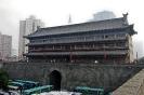 شیآن - دیوار شهر(Xian City Wall)