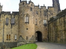 Northumberland - قلعه Alnwick