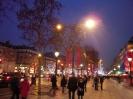 پاریس - خیابان شانزِلیزه