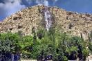 شیراز - آرامگاه خواجوی کرمانی -