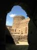 مهریز - قلعه مهرپادین -
