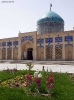 کاشمر - آرامگاه شهید حسن مدرس -
