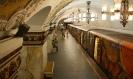 روسیه - مترو مسکو