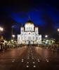 مسکو - کلیسای جامع مسیح نجات دهنده