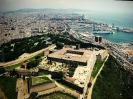 بارسلونا - قلعه مونتجیک (montjuic castle)