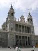 مادرید - کلیسای Almudena