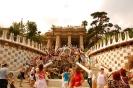 بارسلونا - پارک گوئل(guell park)