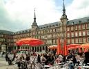 مادرید - میدان Plaza Mayor