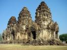 بانکوک - معبد سه برج