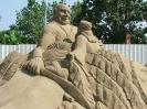 ساحل لارا - فستیوال شهر شنی (sand city)