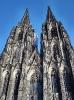 کلن - کلیسای جامع کلن (cologne cathedral)