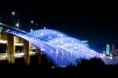 سئول - پل بانپو (Banpo Bridge )